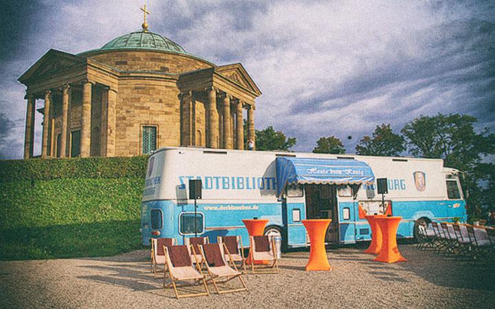 Der Partybus in Stuttgart